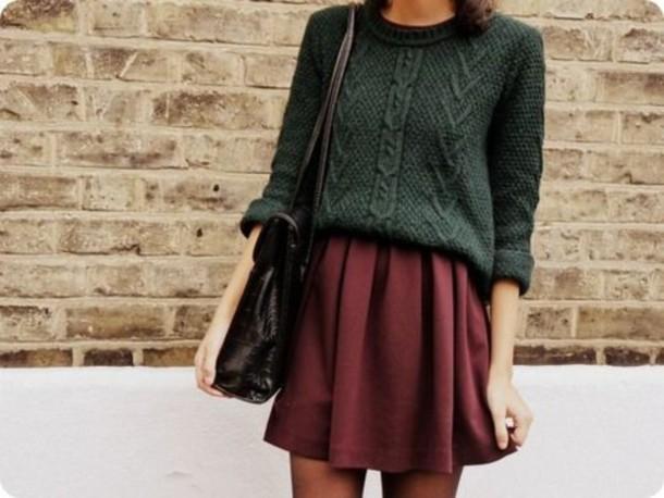 bon7c5-l-610x610-skirt-purple-clothes-autumn-winter-cute-preppy-school-falloutfits-fall-sweater