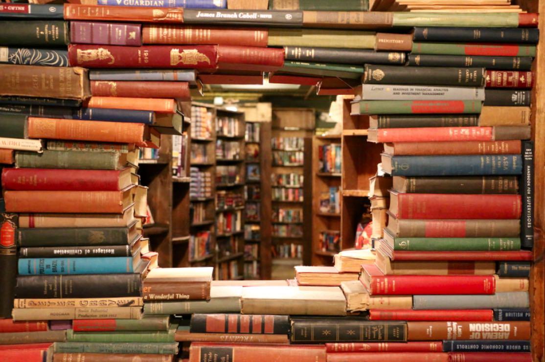 last-bookstore-book-display